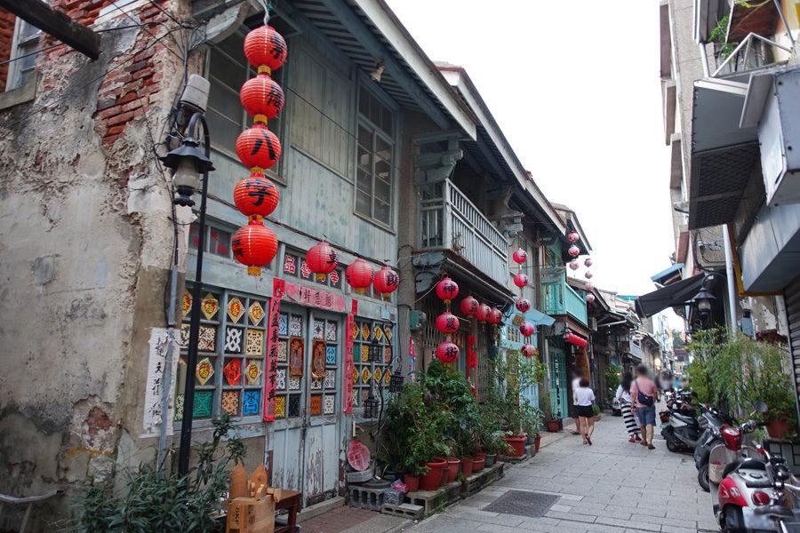 台南神農老街 – 散步北勢街老宅街屋,感受府城蓬勃興榮