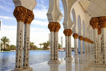阿布達比 Abu Dhabi & 杜拜 Dubai | 旅遊雜談