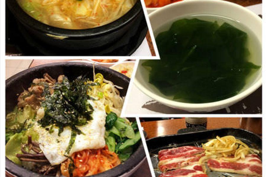 台北北車 | 韓國媽媽烤肉 平價韓式家常料理