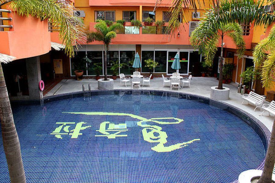 墾丁夏奇拉樂活旅店 Shakira Resort