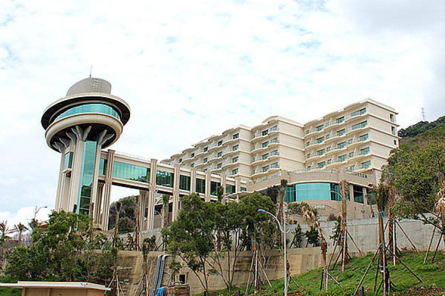 墾丁H會館 H Resort 蜜月客房絕美海景,無邊際泳池讓人捨不得回家!!