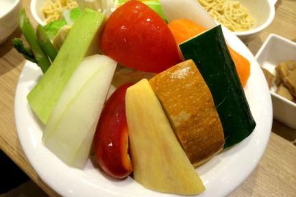台北東區   SOGO敦化 天和鮮物涮涮鍋 - 天然有機嚴格把關