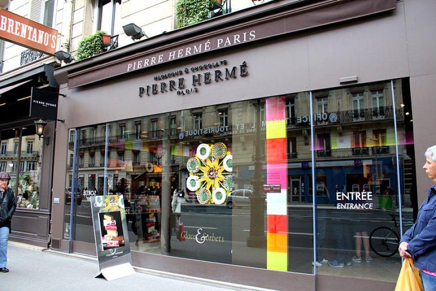 [法國] 巴黎 Paris @ Pierre Hermé 世界最好吃馬卡龍