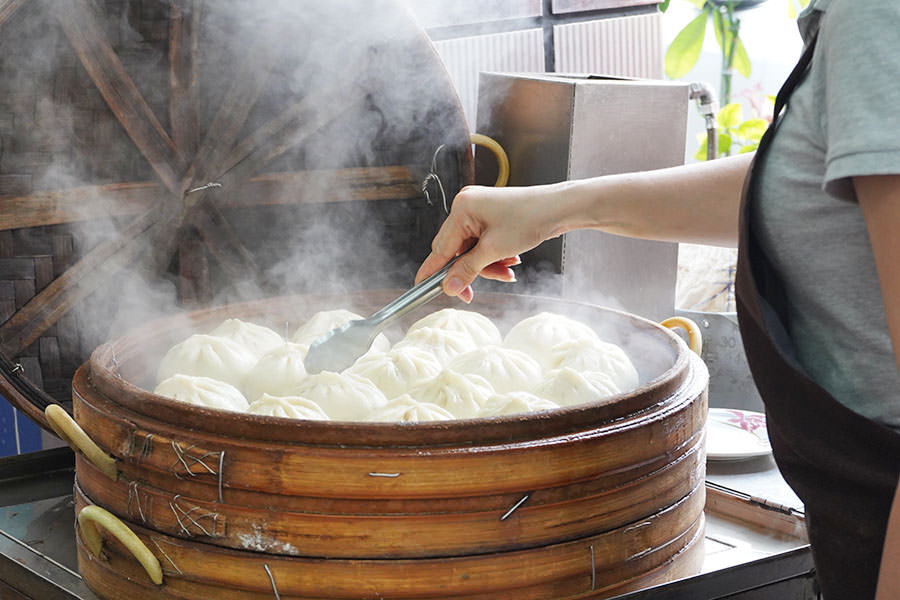 戴家豆漿店,高雄前金區老字號傳統早餐店,在地人的日常選擇!