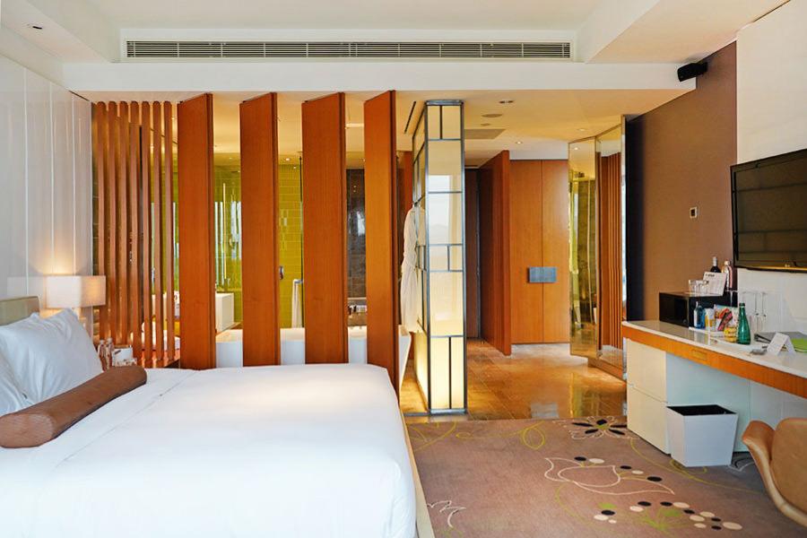 W Taipei 台北最 casual 的派對主題飯店,W Hotel 絕佳客房~來信義區做場白日夢吧!