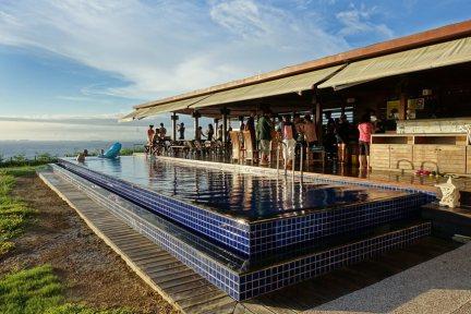 小琉球南洋渡假海景莊園 Southpacific Villa 無邊際海景泳池 x 和洋庭園8人房