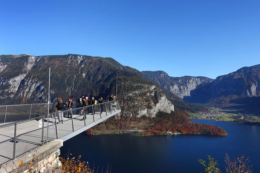 哈修塔特鹽洞 Salzwelten Hallstatt (Salt Mine) 最古老鹽礦溜滑梯導覽 x 絕美世界遺產觀景台