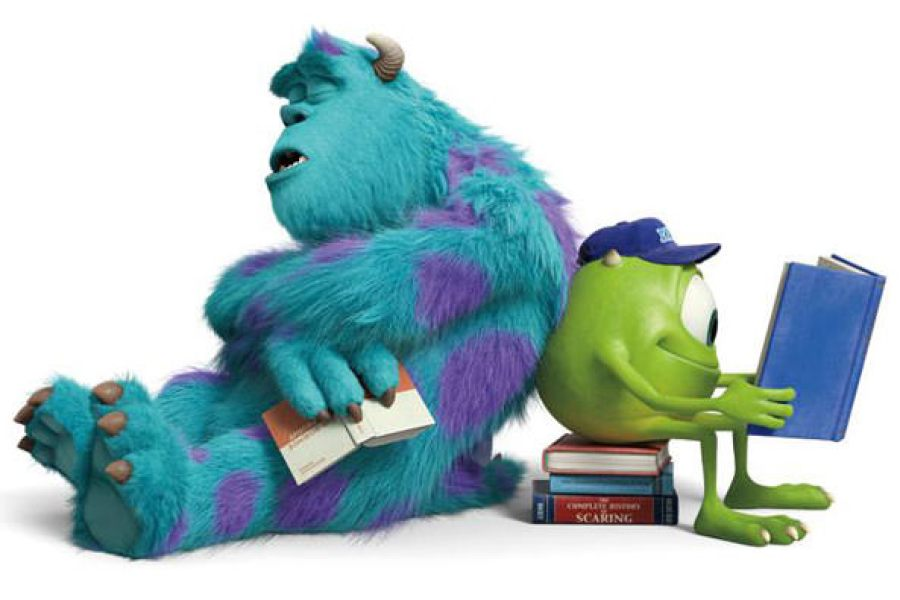 怪獸大學 Monster University