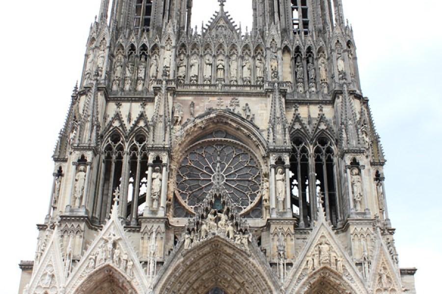 [法國] 蘭斯 Reims @ 蘭斯主座大教堂 Notre-Dame de Reim