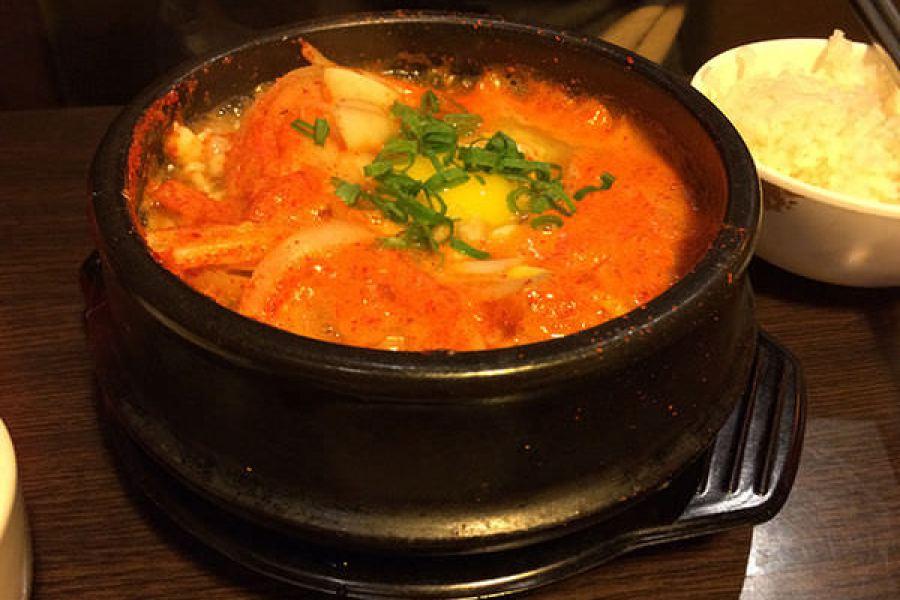 台北延吉街 | 大韓門韓式料理 – 豆花鍋推薦