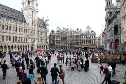 比利時布魯塞爾大廣場 Grand Place, Brussels