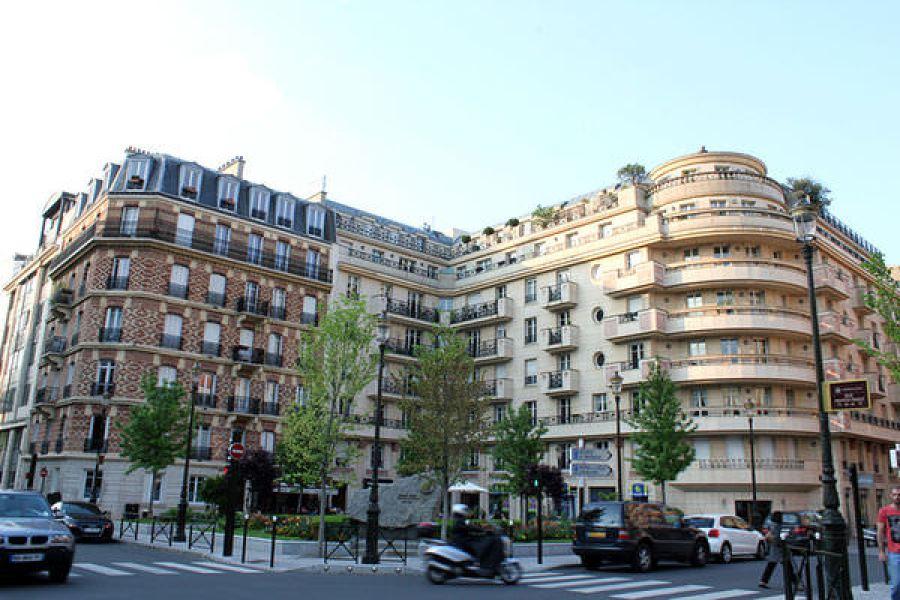 巴黎平價住宿 Campanile Paris Ouest – Pte de Champerret Levallois 安全好區推薦