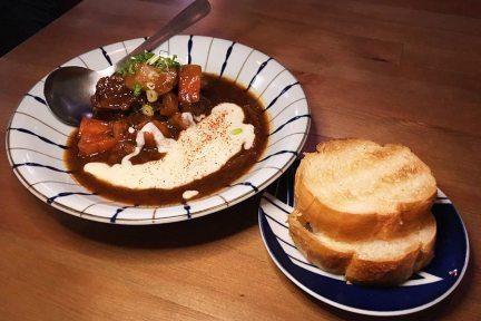 高雄苓雅   手刀串燒 shutou kushiyaki 深夜裡的創意食堂