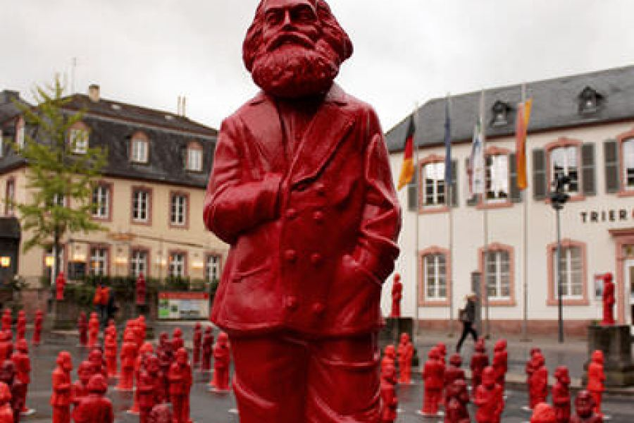 特里爾 Trier | 馬克斯故居 Karl Marx Haus Museum