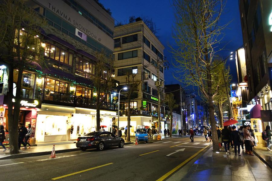 首爾 Seoul | 江南新沙洞‧林蔭道 신사동・가로수길