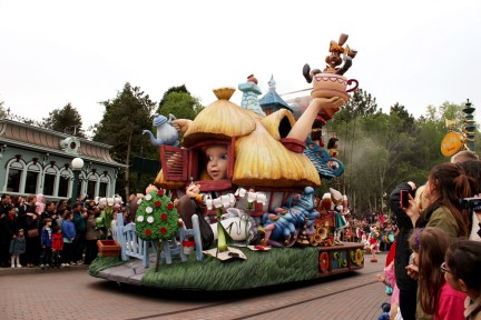 巴黎迪士尼樂園 Disneyland Paris | 難忘的一天 My Dream Land ❤❤❤