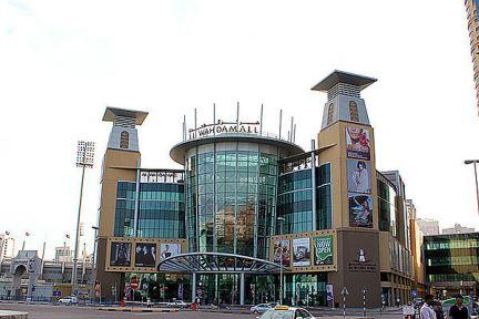阿布達比 Abu Dhabi | Al Wahda Mall & Marina Mall