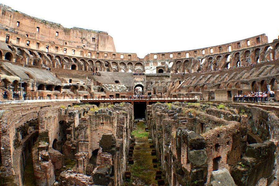 義大利 | 古羅馬競技場 Colosseo 羅馬必訪景點,古人的野蠻歷史!!