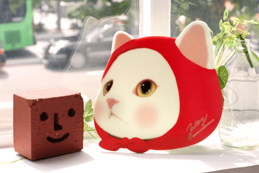首爾 Seoul | 梨大 Jetoy Choo Choo Cat 甜蜜貓專賣店萌萌噠 ♥♥