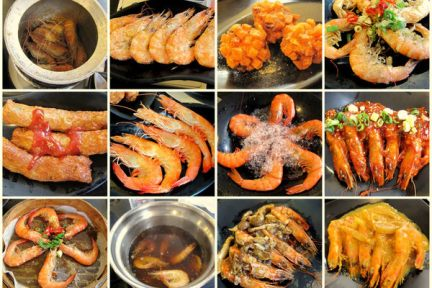 板橋 | 蝦霸子蝦到飽 - 蝦子吃到飽初體驗