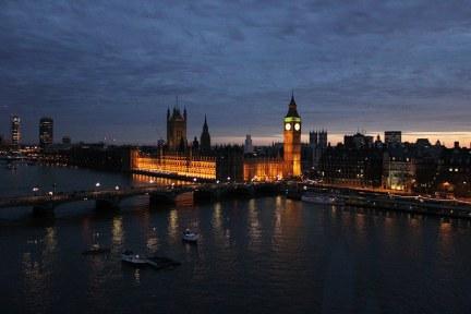 倫敦 London | 大笨鐘 The Big Ben
