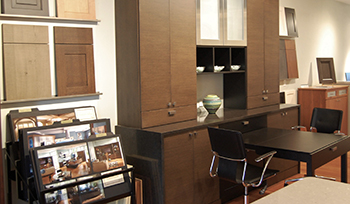 Rainier Cabinetry & Design showroom