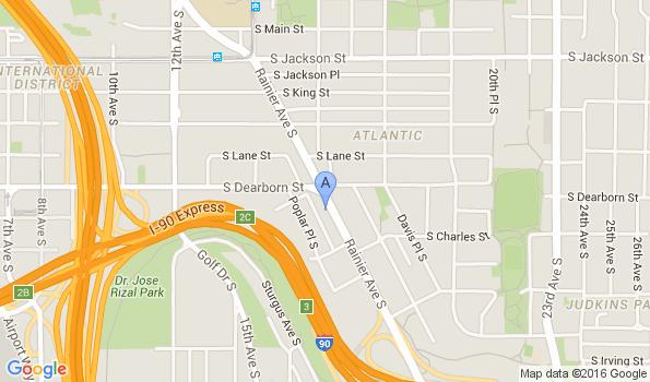 Rainier Veterinary Hospital Seattle on Google Maps - Rainier ...