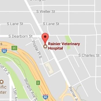 Rainier Veterinary Hospital in Seattle