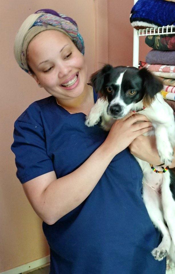 Symone Fitzpatrick Veterinary Assistant Rainier Veterinary Hospital