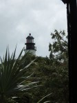 the lighthouse from upstairs