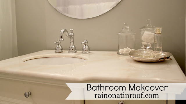 Bathroom Renovation on a Budget