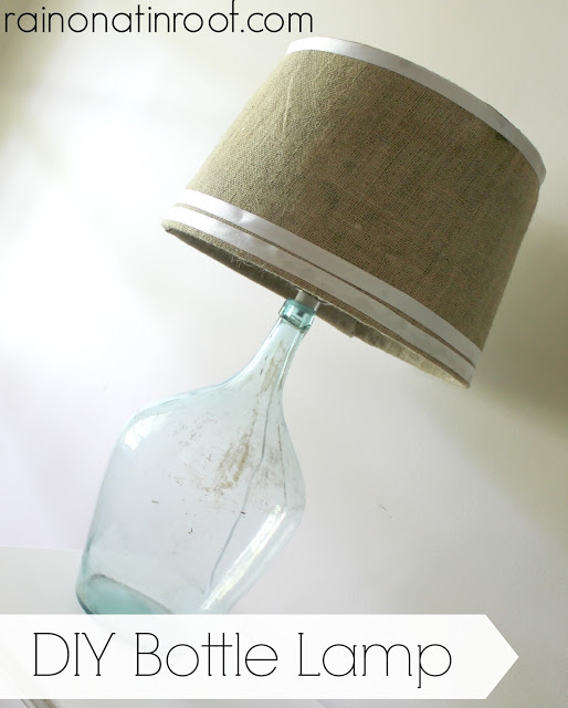 DIY Bottle Lamp