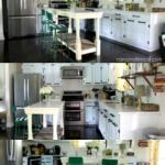 Kitchen Reveal {rainonatinroof.com} #makeover #kitchen #tour #reveal