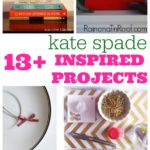 Kate Spade Inspired Projects