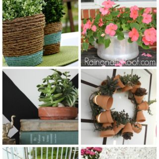 Super creative and cute! 10+ Flower Pot Ideas