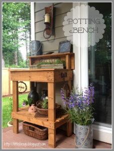 7 Fantastic Outdoor Projects {rainonatinroof.com} #outdoor