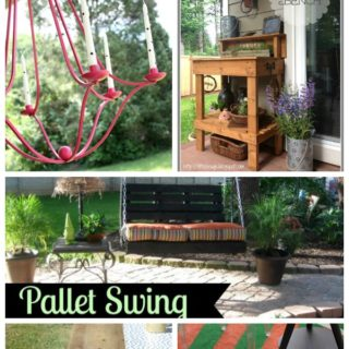 Great DIY projects that are easy and affordable! 13+ Fantastic Outdoor Projects