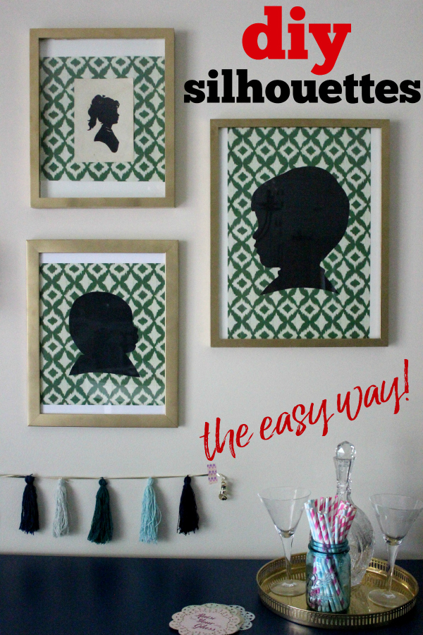 How to Make Silhouette Art the Easy Way