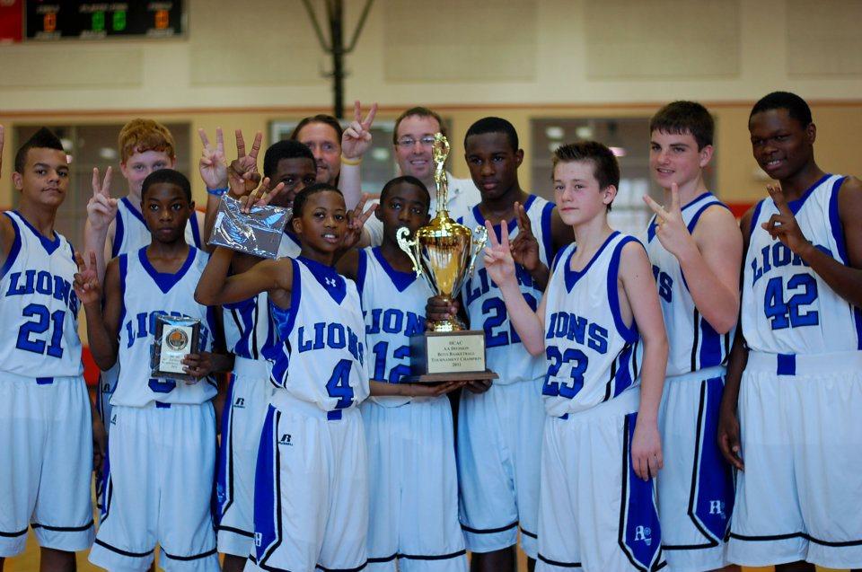 Basketball and Jimmy V