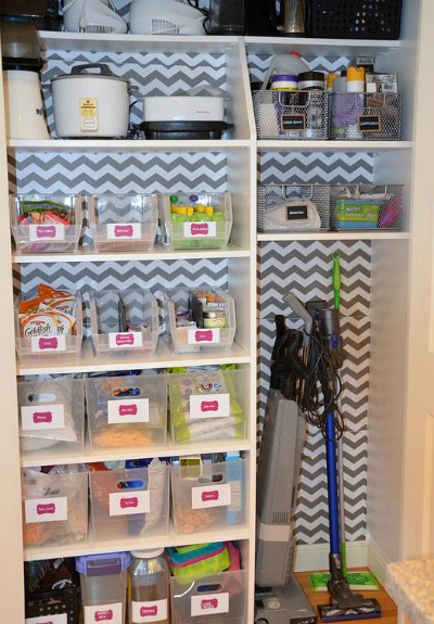 Pantry Makeover and Organization Ideas for Your Home