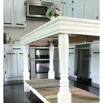 DIY Kitchen Island Idea | How to Build a Kitchen Island | Rustic Kitchen Island | Farmhouse Kitchen Island | Affordable Kitchen Island