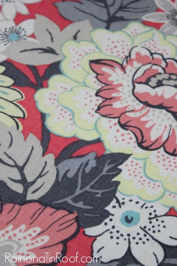 Waterproofing spray used to waterproof upholstery fabric.