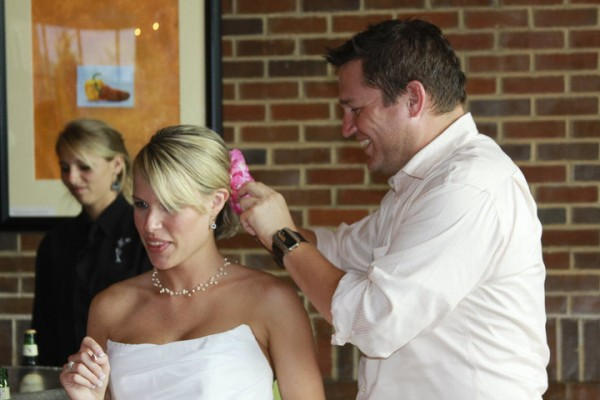 That time my Maid of Honor was actually a Man of (Questionable) Honor via RainonaTinRoof.com