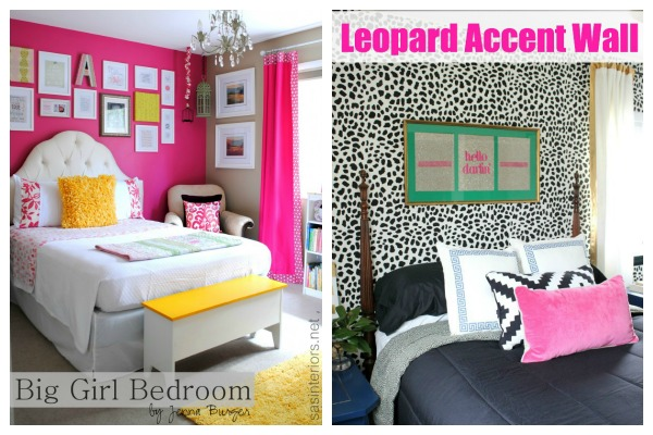 14 Real Life Bedroom Ideas Anyone Can Do - create an accent wall