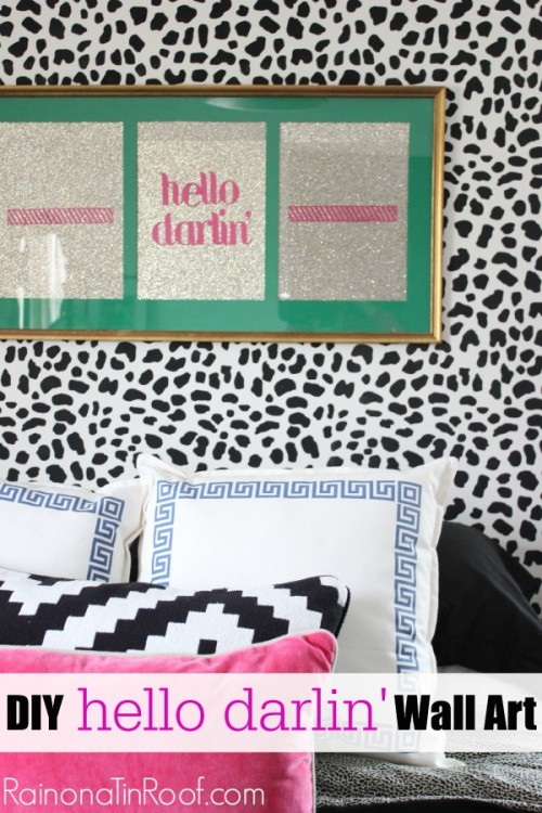 14 Real Life Bedroom Ideas Anyone Can Do via RainonaTinRoof.com #bedroom #DIY