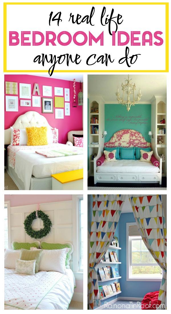 Real Life Bedroom Ideas | Bedroom Decor | Bedroom Decorating Ideas | DIY Bedroom Decor | DIY Bedroom Ideas | Bedroom Decor DIY