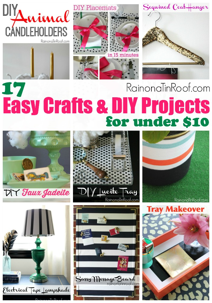 Easy Home Decor Crafts | Easy Home Decor DIY Projects | Easy DIY Home Decor | Easy Crafts to Make and Sell | Easy Crafts to Sell