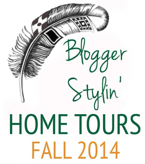 Blogger Stylin' Home Tours Fall 2014
