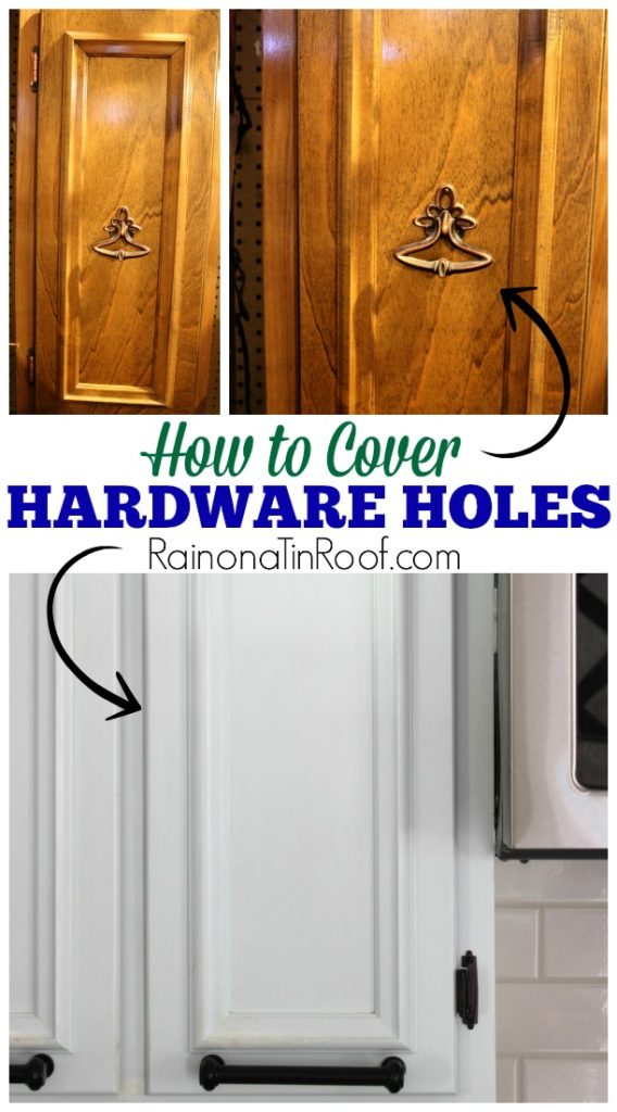 Switch out old hardware and cover the previous holes. 10+ Kitchen Ideas: Decorating, Organizing, Storage