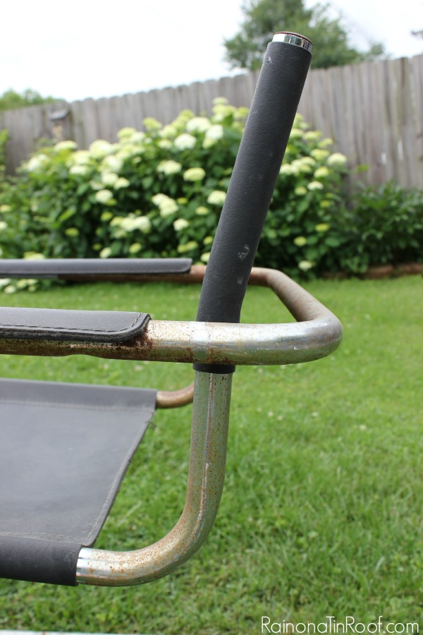 How To Remove Rust From Chrome And Get Off Metal - How To Clean Rusty Metal Table Legs